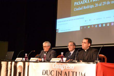 Comienza el Congreso Duc in Altum